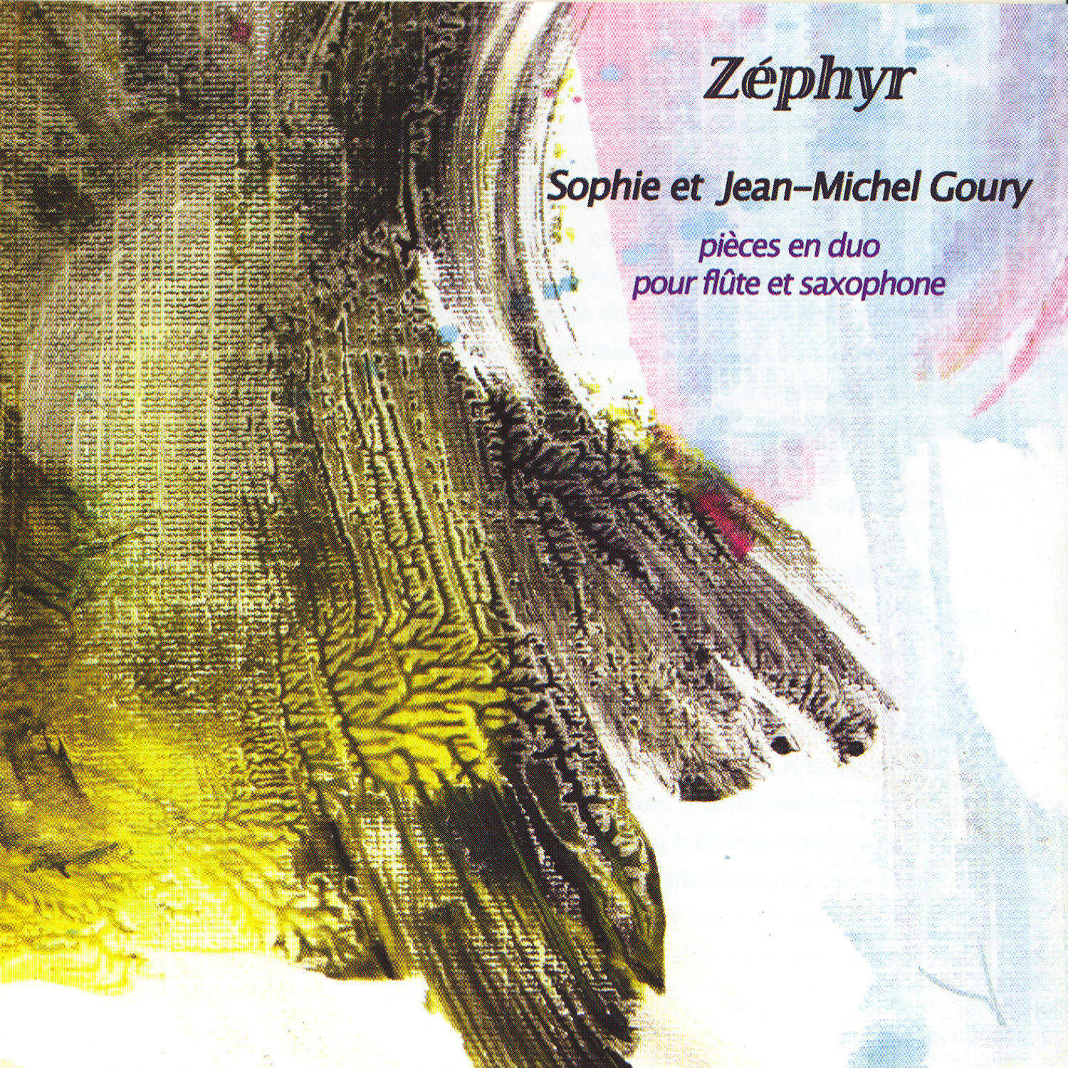 Goury CD Cover Image
